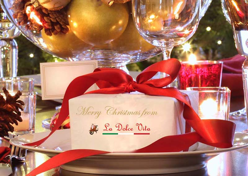 La Dolcevita'a Christmas Lunch